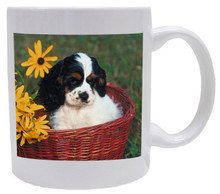 I Love My Cavalier King Charles Coffee Mug