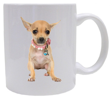 I Love My Chihuahua Coffee Mug