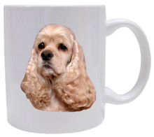 I Love My Cocker Spaniel Coffee Mug
