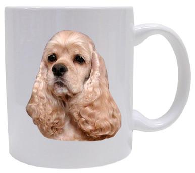 I Love My Cocker Spaniel Coffee Mug