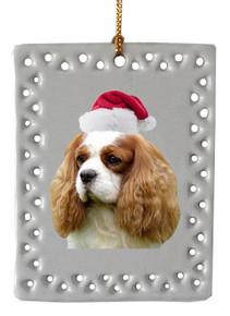 Cavalier King Charles  Christmas Ornament