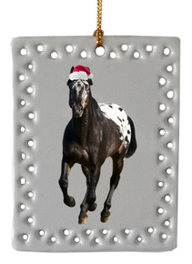 Appaloosa  Christmas Ornament