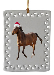Arabian  Christmas Ornament