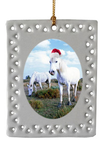 Camargue  Christmas Ornament