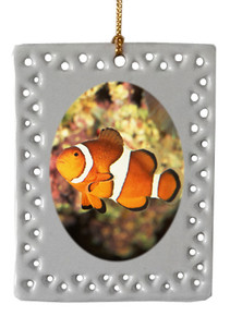 Clownfish  Christmas Ornament