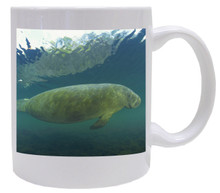 Manatee Coffee Mug