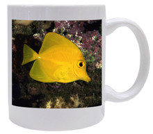 Yellow Tang Coffee Mug