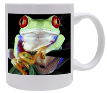 Tree Frog Coffee Mug