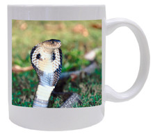 Cobra Snake Coffee Mug