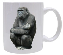 Gorilla Coffee Mug