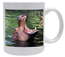 Hippo Coffee Mug