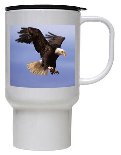 Eagle Polymer Plastic Travel Mug
