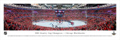 """2015 Stanley Cup Champions"" Chicago Blackhawks Panorama Poster"