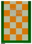 Tennessee Volunteers - Neyland Stadium Simple Print