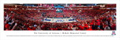 Arizona Wildcats at the McKale Center Panorama Poster