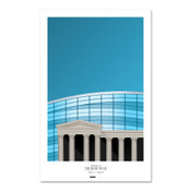 Chicago Bears - Soldier Field Art Poster