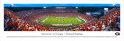 """Georgia vs. Clemson"" Sanford Stadium Panorama Poster"