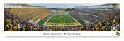 """Inaugural Game"" Baylor Bears at McLane Stadium Panorama Poster"