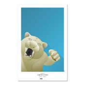 Detroit Tigers - Comerica Park Art Poster