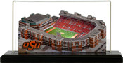 Oklahoma State Cowboys/Boone Pickens Stadium 3D Replica