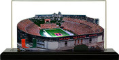 Miami Hurricanes/Orange Bowl 3D Stadium Replica
