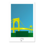 Pittsburgh Pirates - PNC Park Art Poster