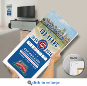 Wrigley Field 100th Anniversary Game Mega Ticket