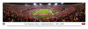 """Final Game"" San Francisco 49ers at Candlestick Park Panorama"