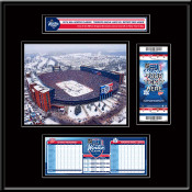 2014 NHL Winter Classic Ticket Frame Jr - Detroit vs. Toronto