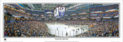"""Tampa Bay Lightning"" Tampa Bay Times Forum Panoramic Poster"