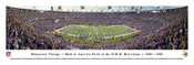"""Final Game at the Metrodome"" Minnesota Vikings Panorama Poster"