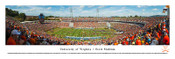Virginia Cavaliers at Scott Stadium Panorama Poster