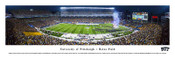 Pittsburgh Panthers at Heinz Field Panorama Poster