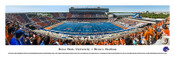 Boise State Broncos at Bronco Stadium Panorama Poster