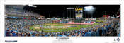 """2015 World Series"" Kauffman Stadium Panoramic Framed Poster"