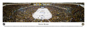 Boston Bruins Stanley Cup Playoffs at TD Garden Panoramic Poster