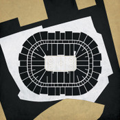 Pittsburgh Penguins - Consol Energy Center City Print