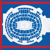 New York Rangers - Madison Square Garden City Print