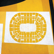Boston Bruins - TD Bank Garden City Print