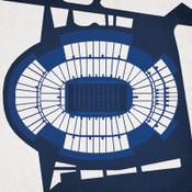 Penn State Nittany Lions - Beaver Stadium City Print