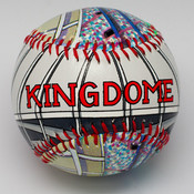 Kingdome Stadium Baseball