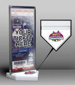 2006 World Series Champions Ticket Display Stand - St. Louis Car
