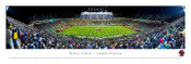 Boston College Eagles at Alumni Stadium Panorama Poster