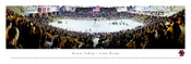 Boston College Eagles Hockey at the Conte Forum Panorama Poster
