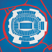 New Era Field - Buffalo Bills City Print