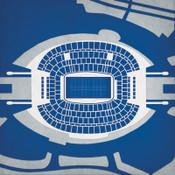AT&T Stadium - Dallas Cowboys City Print