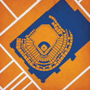 Minute Maid Park - Houston Astros City Print