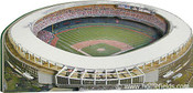 RFK Stadium Washington Nationals 3D Ballpark Replica