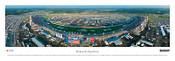 Kentucky Speedway Panoramic Poster