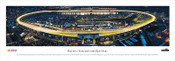 Daytona International Speedway (Night) Panoramic Poster